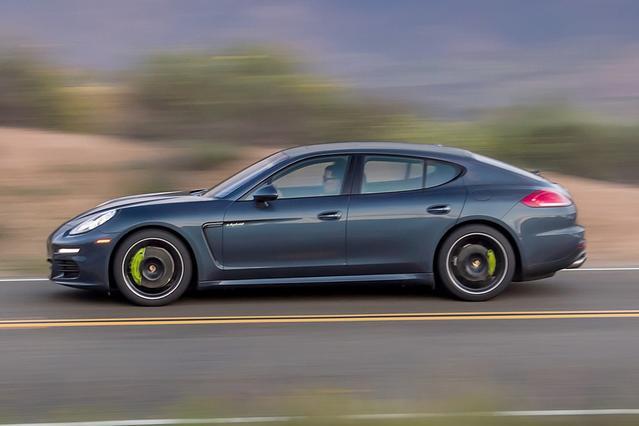 2015 Porsche Panamera 4 Hatchback Hillsborough NC