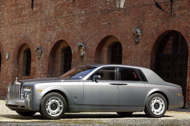 2007 Rolls-Royce Phantom Slide 0