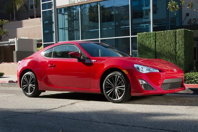 2015 Scion FR-S RELEASE SERIES 2dr Car Slide 0