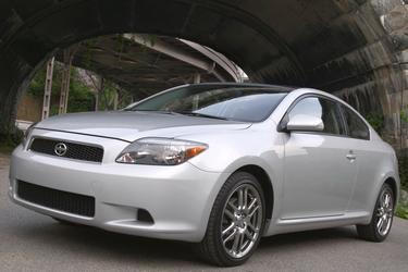 2007 Scion tC SPEC Coupe Slide