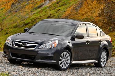 2010 Subaru Legacy 4DR SDN H4 AUTO