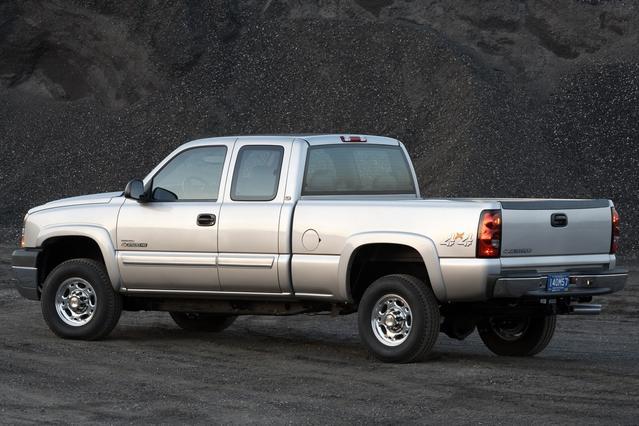 2007 Chevrolet Silverado 2500Hd Classic WORK TRUCK 2D Standard Cab Hillsborough NC
