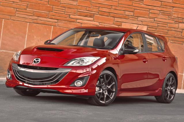 2012 Mazda Mazda3 MAZDASPEED3 TOURING Hatchback Slide 0