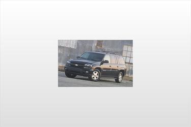 2002 Chevrolet TrailBlazer 4DR 4WD LTZ  NC