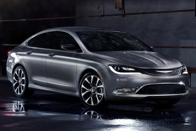 2015 Chrysler 200 LIMITED 4dr Car Slide 0