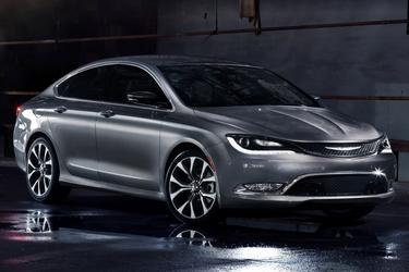 2015 Chrysler 200 LIMITED Sedan Slide