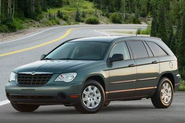 2007 Chrysler Pacifica Durham NC