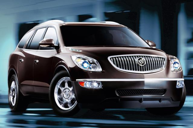 2010 Buick Enclave CXL W/1XL SUV Slide 0