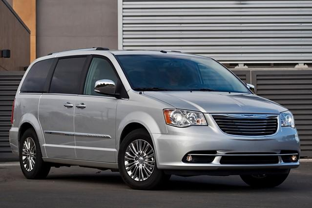 2015 Chrysler Town & Country LIMITED Mini-van, Passenger Hillsborough NC