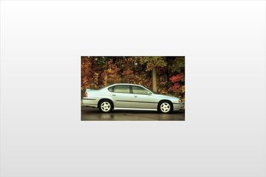 2001 Chevrolet Impala BASE 4dr Sedan