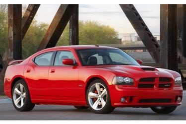 2010 Dodge Charger 3.5L 4dr Car Slide 0