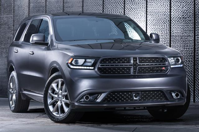 2015 Dodge Durango LIMITED Slide 0