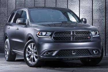 2015 Dodge Durango LIMITED SUV Apex NC