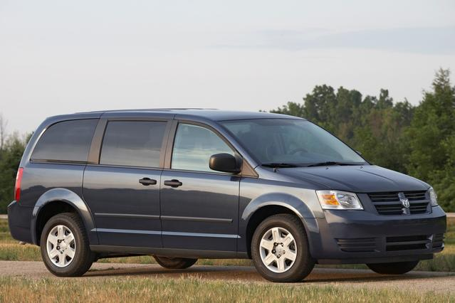 2010 Dodge Grand Caravan SXT Minivan Slide 0
