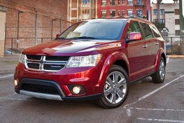 2014 Dodge Journey CROSSROAD SUV Merriam KS