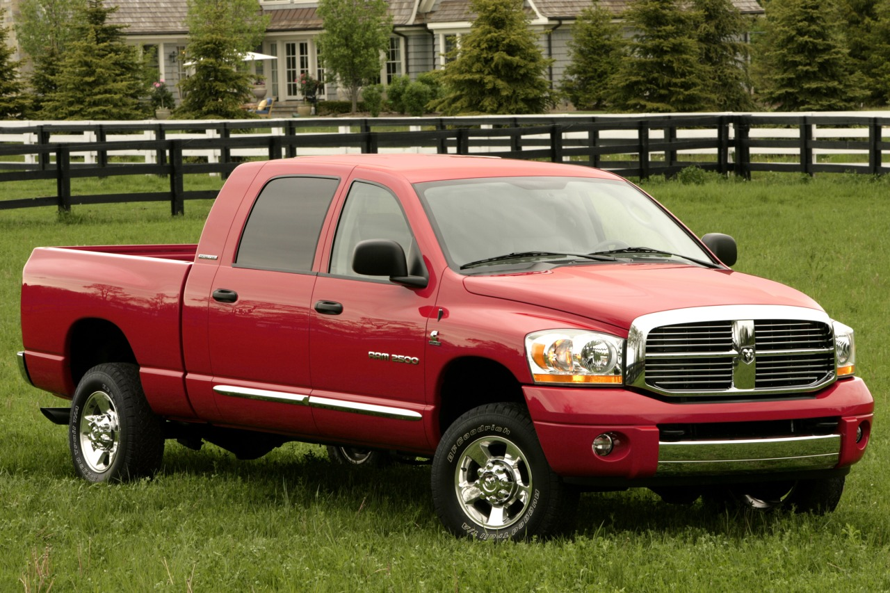 2007 Dodge Ram 2500 SLT Standard Bed Slide 0