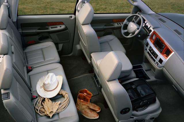 2007 Dodge Ram 2500  4D Mega Cab Hillsborough NC