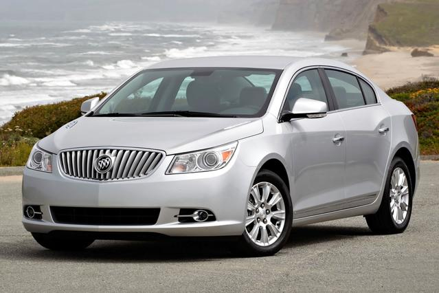 2012 Buick LaCrosse TOURING GROUP 4dr Car Slide 0