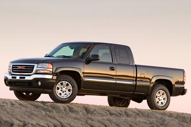 2007 GMC Sierra 1500 Classic  Extended Cab Pickup 4X4 Rocky Mount NC