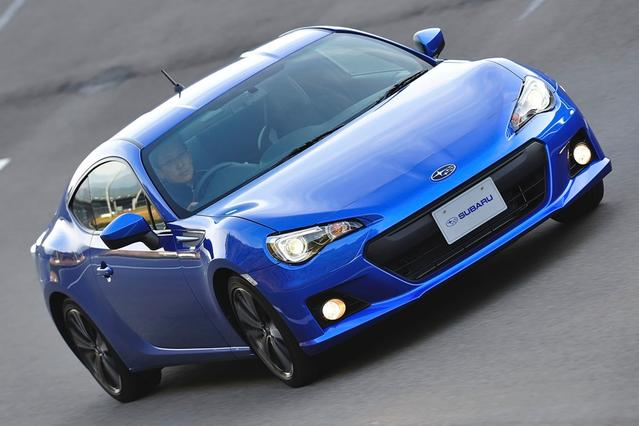 2015 Subaru BRZ LIMITED 2dr Car Slide 0