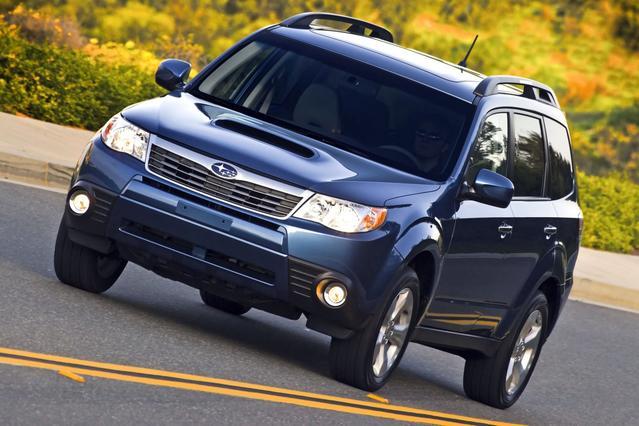 2013 Subaru Forester Durham NC