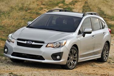 2013 Subaru Impreza 2.0I PREMIUM Chapel Hill NC