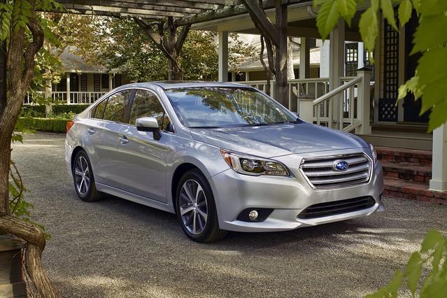 2015 Subaru Legacy 2.5I Raleigh NC