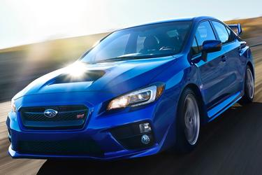 2015 Subaru WRX LIMITED Sedan Apex NC