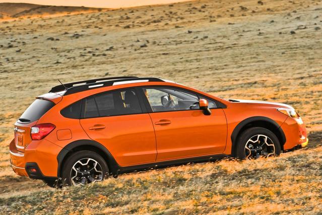 2015 Subaru XV Crosstrek 2.0I LIMITED SUV Garner NC