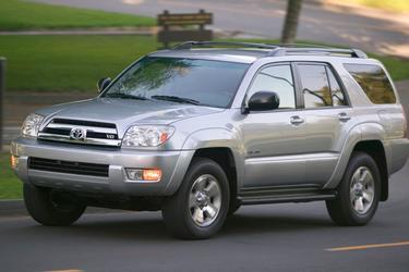 2007 Toyota 4Runner SPORT Slide