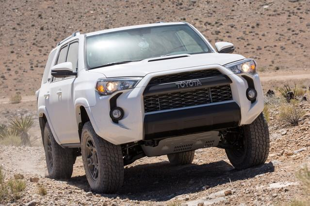 2016 Toyota 4Runner LIMITED Slide 0