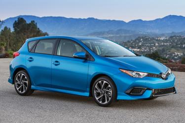 2017 Toyota Corolla iM CVT Hatchback Merriam KS