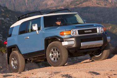 2014 Toyota FJ Cruiser 4WD 4DR AUTO SUV Merriam KS
