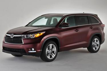 2014 Toyota Highlander LIMITED Wilmington NC