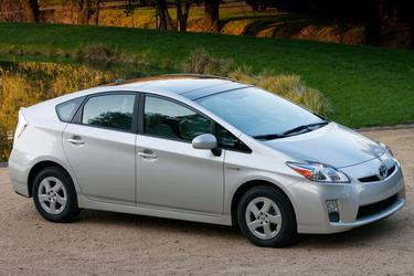 2010 Toyota Prius THREE Hatchback Apex NC