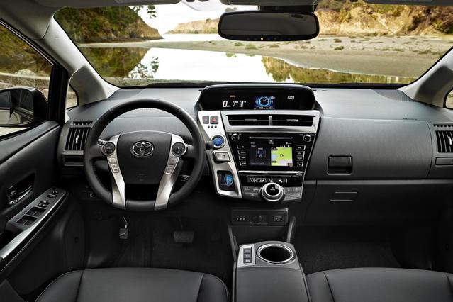 2015 Toyota Prius v THREE Station Wagon Garner NC