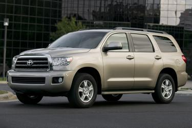2016 Toyota Sequoia LIMITED SUV Apex NC