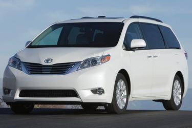2013 Toyota Sienna LE Minivan Merriam KS