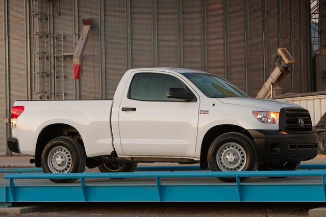 2010 Toyota Tundra GRADE Crew Cab Pickup Slide 0