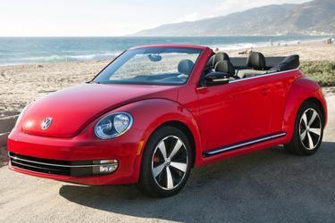 2013 Volkswagen Beetle Convertible 2.0L TDI Convertible
