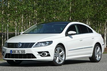 2013 Volkswagen CC LUX Sedan Apex NC