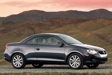 2007 Volkswagen Eos 2.0T Convertible Merriam KS