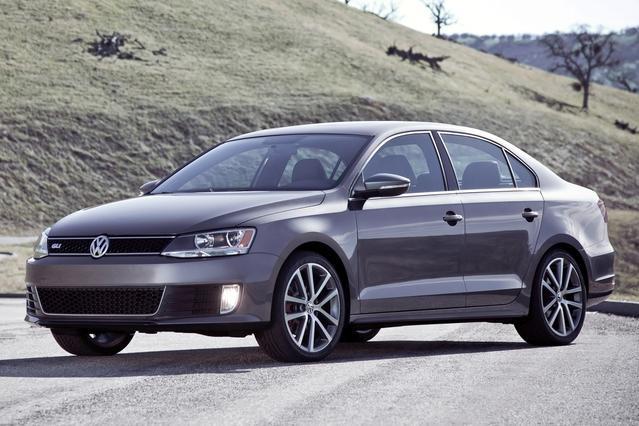 2012 Volkswagen Jetta GLI 4dr Car Slide 0