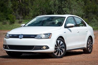 2014 Volkswagen Jetta Sedan HYBRID SEL PREMIUM Sedan Slide