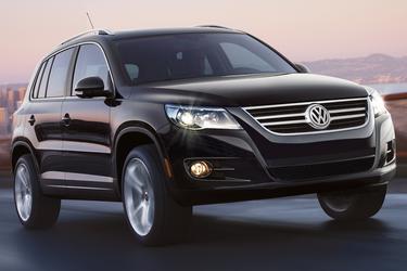 2010 Volkswagen Tiguan Charleston South Carolina