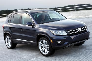 2013 Volkswagen Tiguan Rocky Mount NC