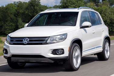 2014 Volkswagen Tiguan SEL SUV Merriam KS