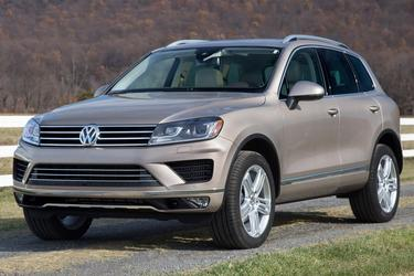 2016 Volkswagen Touareg LUX SUV Apex NC