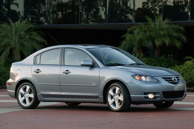 2006 Mazda Mazda3 S Slide 0