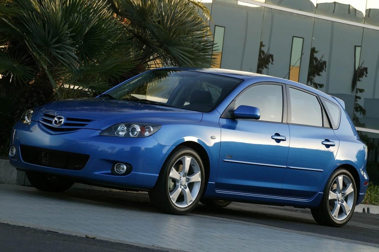 2007 Mazda Mazda3 I 4dr Car Slide 0